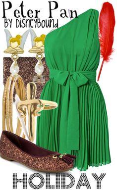 Peter Pan outfit!!!