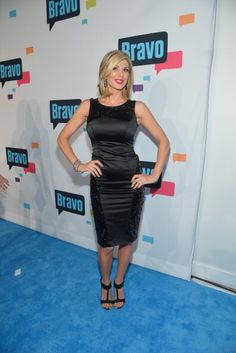 Alexis Bellino PHOTOS: Bravo Stars Attend The 2013 Upfront Presentation The Real Housewives of Orange County - Gallery 1 - Reality Tea