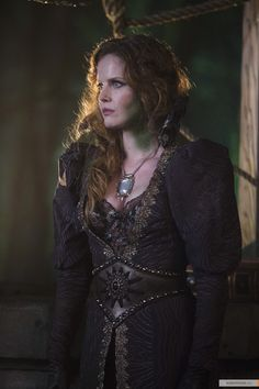 Zelena, the Wicked Witch of the West - Rebecca Mader in Once Upon a Time Season 3 (TV series).