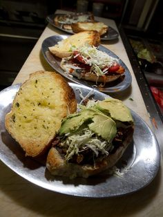 Ay Caramba! These Mexican sandwiches could use some torta reform