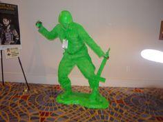 army man costume (at dragon con '11)