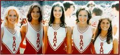 Sela Ward was a cheerleader for the University of Alabama long before she arrived in Hollywood.
