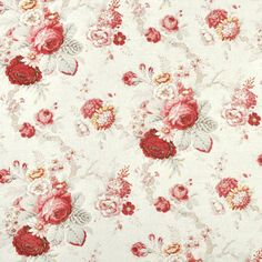 Shop Waverly Norfolk Rose Fabric at onlinefabricstore.net for $13.1/ Yard. Best Price & Service.