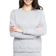 Hanes Women's Fleece Crew Sweatshirt $2.00
