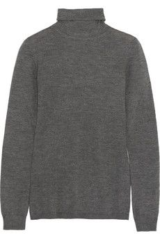 Chinti and Parker Cashmere turtleneck sweater | NET-A-PORTER