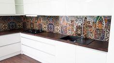 #glass #splashback #sklo #kuchyna #kitchen #design