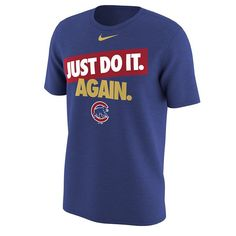 e146ec01383 Men s Nike Chicago Cubs Opening Day Tee