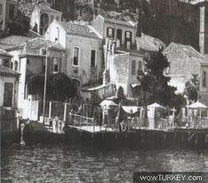 İzmir - Eski Fotoğraflar Memories Faded, Greek History, Istanbul, Beautiful Places, Old Things, Travel, Painting, Photos, Viajes