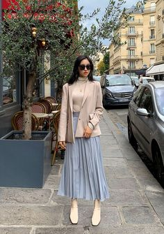 Modest fashion 529524868689906377 - Very Beautiful Blazer Jacket – I know you wanna kiss me. Thank you for visiting CHUU. Street Hijab Fashion, Muslim Fashion, Korean Fashion, Modern Hijab Fashion, Winter Fashion Outfits, Look Fashion, 2000s Fashion, Fashion Hair, Dress Fashion