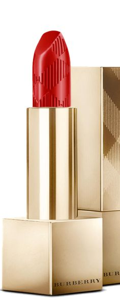 Burberry Kisses Military Red