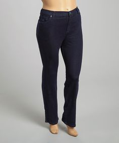 Loving this Rinse Wash Amanda Jeans - Plus on #zulily! #zulilyfinds