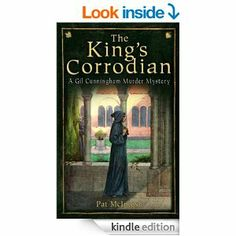 Amazon.com: The King's Corrodian (Gil Cunningham) eBook: Pat McIntosh: Kindle Store