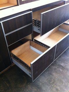 Muebles de cocina, accesorios