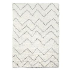 Lines Shag Area Rug - Pillowfort™ : Target
