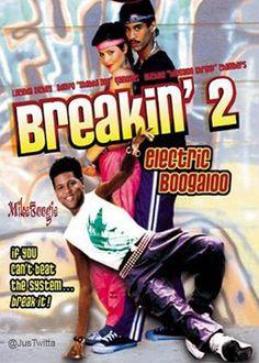 Breakin' 2 (1984) Lela Rochon played the role of a dancer.