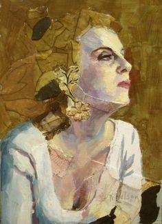 Katie Wilson, Flower Earring