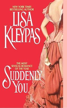 Another favorite by Lisa Kleypas.