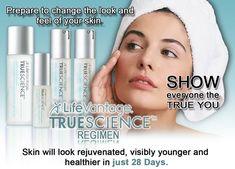 Lifevantage, Lifevantage Independent Distributor Skin - TrueScience