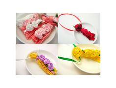 Custom Ribbon Rose Tassel by lizbethsgarden on Etsy, $10.00 #dteam