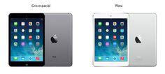 El iPad Mini No Retina de Color Gris Espacial Ya Está Disponible