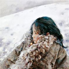 Ai Xuan - Little Girl In The Mist