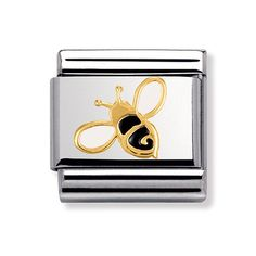 Nomination Composable Classic Gold Bee Charm, £22.00