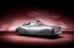 、ポルシェ、レトロ、1940 Typ 64、、自動車