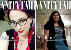 Trans women are creating their own Vanity Fair covers on social media | WITW STAFF06.05.15