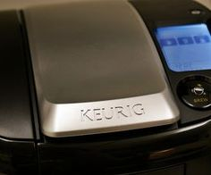 How to Completely Drain Water Out of the Keurig for storage.