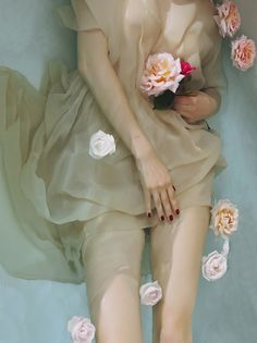 Rusalka  by Juliet is Summer, via Flickr