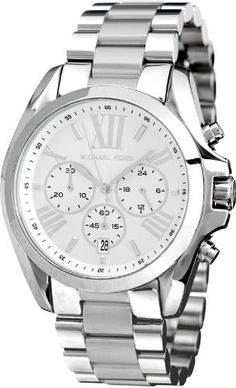 Michael Kors Quartz Silver Dial Men's Watch #michaelkors #watches #expencive