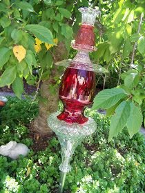 Creations from my heart: Somthing for the Garden...