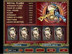 Buy Video Poker game for Online Casino - Dragon Poker Videopoker card