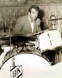 Gene Krupa (Eddie Condon, Benny Goodman, Louie Bellson, Anita O'Day)