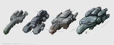 Research Ship by SkyWay.deviantart.com on @deviantART