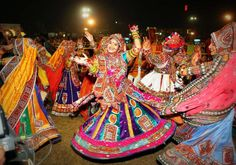 Book your Ticket to a Great Dandiya Night Event