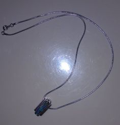 This necklace reminds me of good friends! We had time to shop in Cairns, Australia!