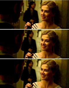 "Amy Dunne in ""Gone Girl"""