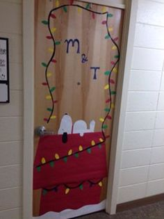 Snoopy Door/Hallway Decoration