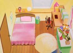 Resultado de imagem para bedroom sakura kinomoto
