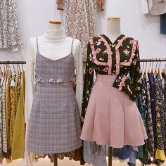 Korean Fashion – How to Dress up Korean Style – Designer Fashion Tips Kawaii Fashion, Cute Fashion, Daily Fashion, Girl Fashion, Fashion Outfits, Womens Fashion, Fashion Design, Korean Fashion Trends, Korean Street Fashion