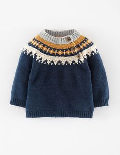 Boys Winter Jumper