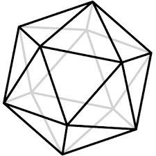 Bildergebnis für icosahedron tattoo