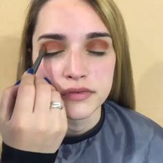 "Amazing makeup by @Sellmakasumoviq_StudioSellma Song: ""Dreams"" by. Jask ft. Jocie"