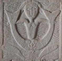 Rilievo di età medievale con Scilla  Museo Archeologico Nazionale di Cividale