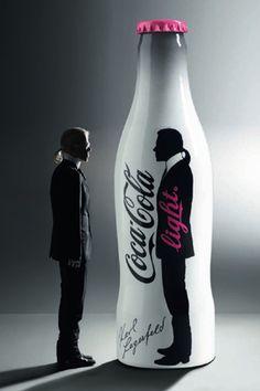 Les stratégies publicitaires de l'entreprise - COCA COLA