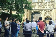 Book tickets for Walking Tour of Cambridge University, Cambridge. 1.5-hour walking tour of Cambridge University - A$33.30