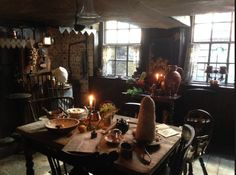London home of Dennis Severs