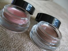 Maybelline Color Tattoo Pink Gold and On and On Bronze