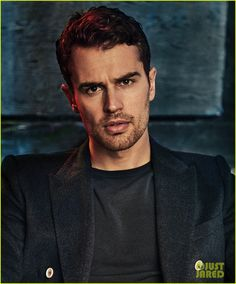 Theo James Feels Like a Different Person From When He Started 'Divergent': Photo #936921. Theo James is smokin' hot while posing for the February/March 2016 cover of Essential Homme magazine, now available on global newsstands and online.    The 31-year-old…